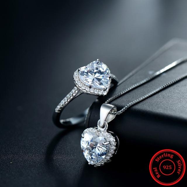 Wedding Natural Crystal Pendant