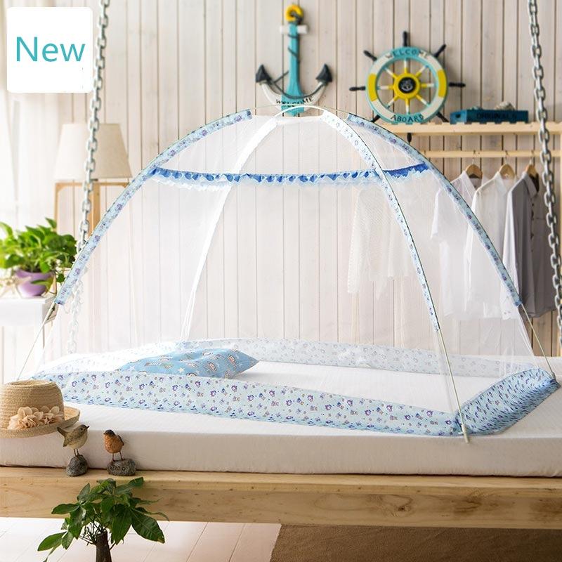 Pink Blue Mosquito BabiesChildren39s Folding TentBaby Bed Canopy