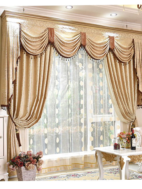 High Quality White Sheers Curtains And Valance Fab