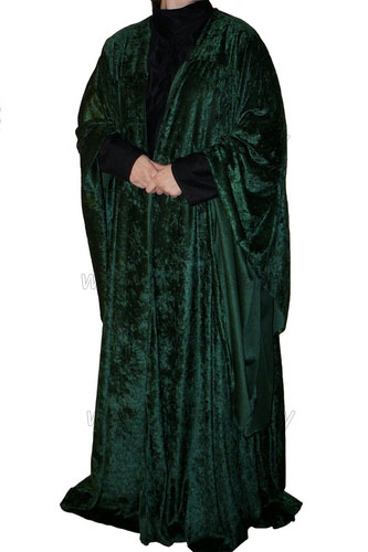 Professor McGonagall Cosplay Robe Cloak Wand from Harry Free Shipping for Christmas