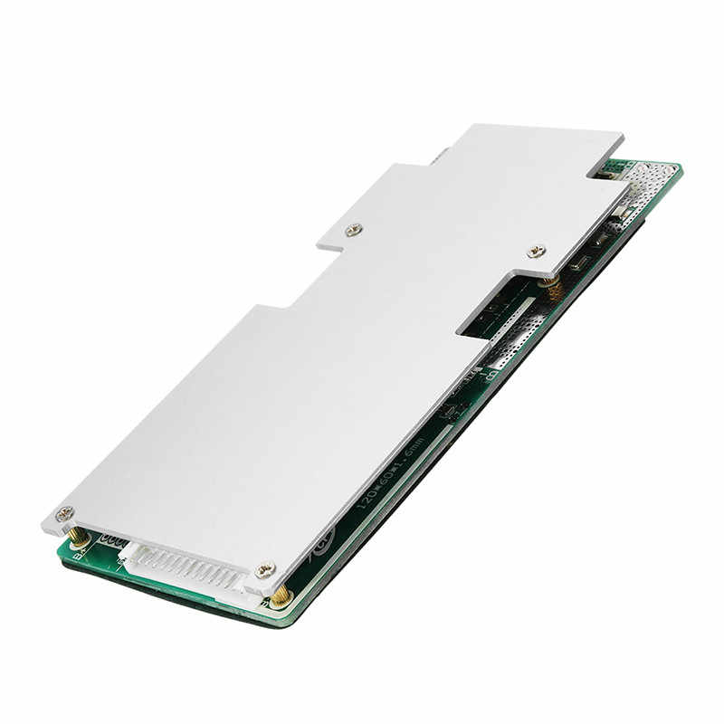 1 PC 14 S 45A 48 V Li-ion Lithium 18650 batterie cellule BMS PCB Protection Balance Circuits intégrés carte