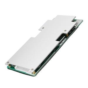 Image 4 - 1 PC 14 S BMS נייד 45A 48 V Li Ion ליתיום 18650 איזון הגנת PCB לוח מעגלים משולבים