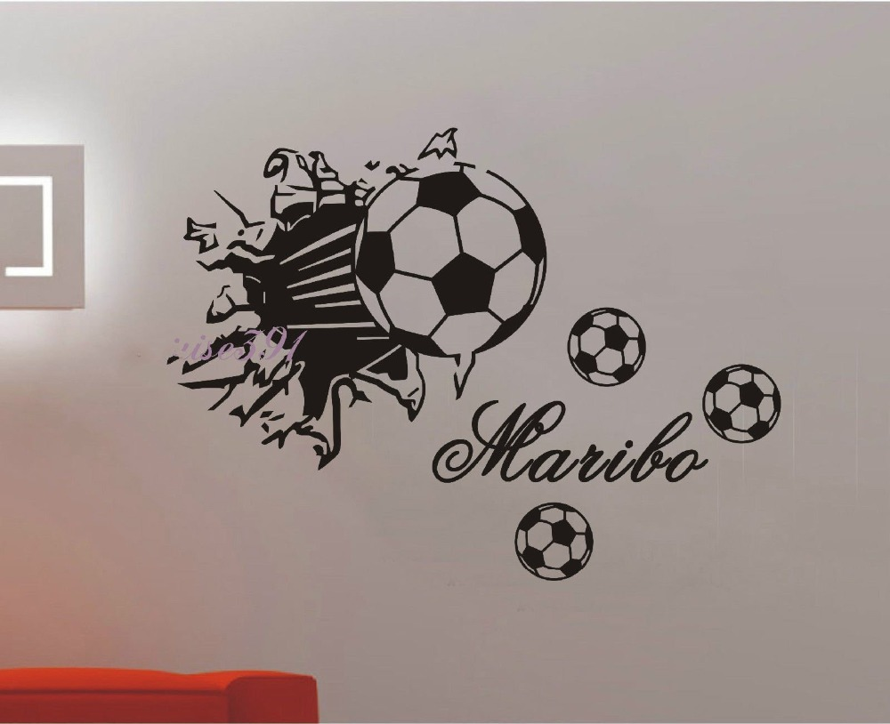 Customer made Wall Sticker Decal Removable Vinyl Name ...