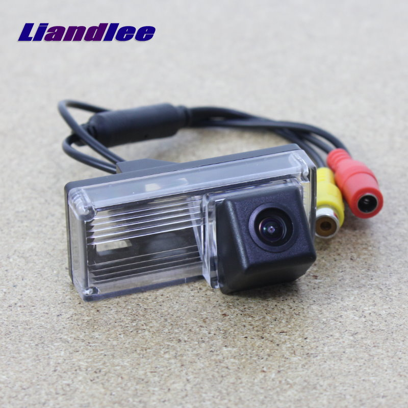 Liandlee For Toyota Prius 2004 2010 Rear View Camera Hd Ccd Night Vision High Quality Reverse Car Backup