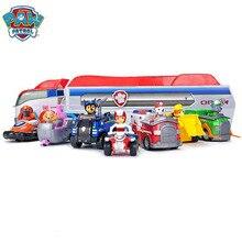Original box Genuine Paw Patrol Skye Ryder chase marshall rocky zuma rubble Everest Tracker Vehicle & Figure Children toy gift все цены