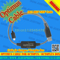 Octopus box Octoplus box for optimus cable for LG P500, P970, P990, P999 and further models flash, unlock and service+Free Shipp