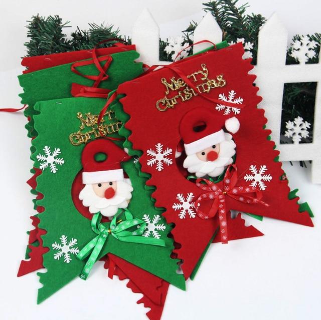 decoracion stand de navidad