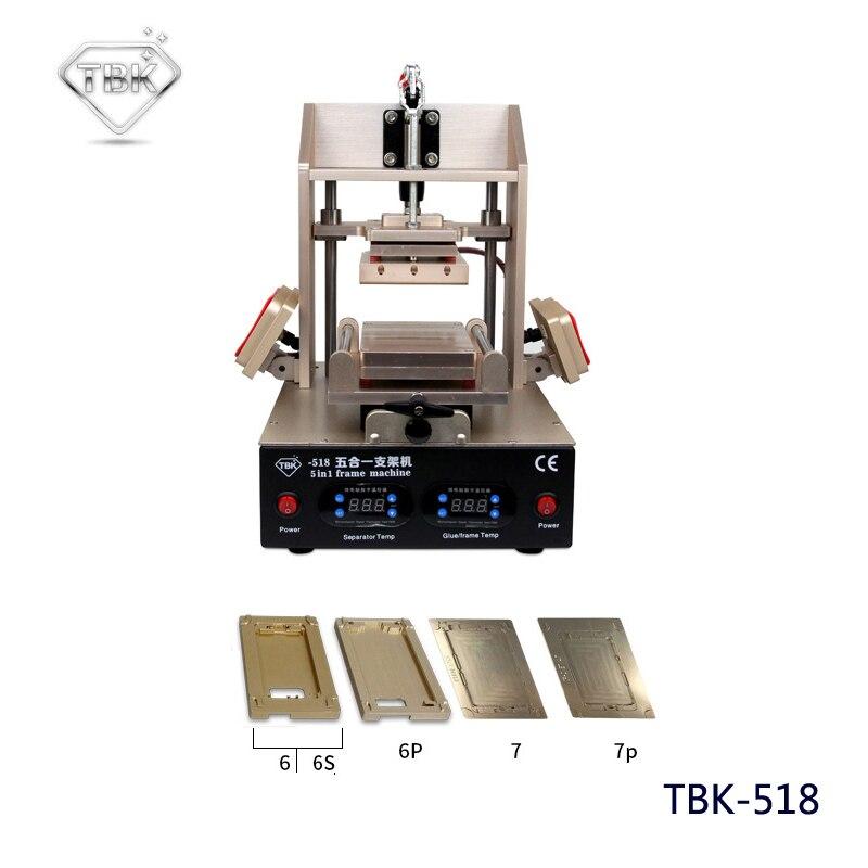 5in1 LCD Rinnovare il separatore di cornici centrali / Telaio per - Set di attrezzi - Fotografia 1