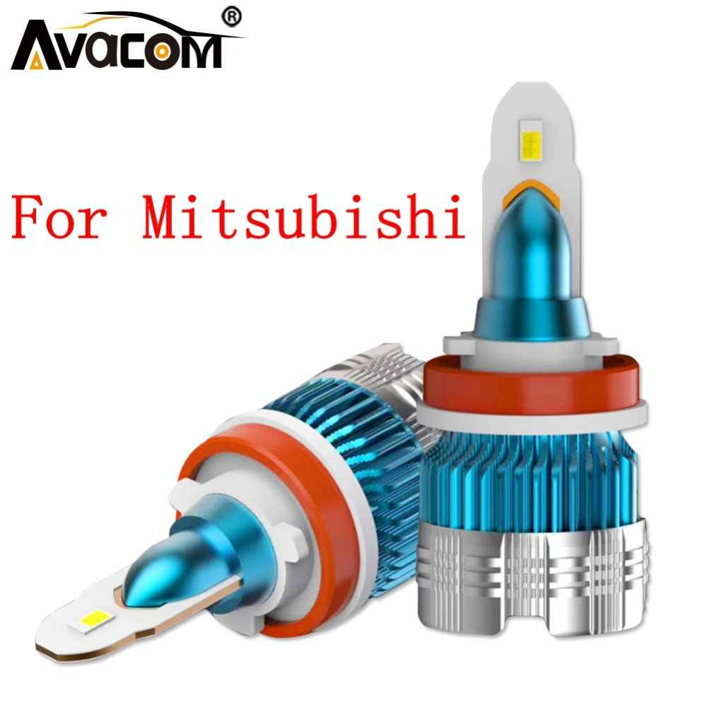 Avacom LED Car Headlight 12V 6000K HB3 HB4 48W 6000Lm LED Bulbs For Mitsubishi Verada/Van/Triton/Montero/Nimbus/Pajero/Lancer