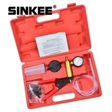 Ручной тормоз Bleeder тестер набор Bleed Kit вакуумный насос автомобиль мотоцикл кровотечение SK1269