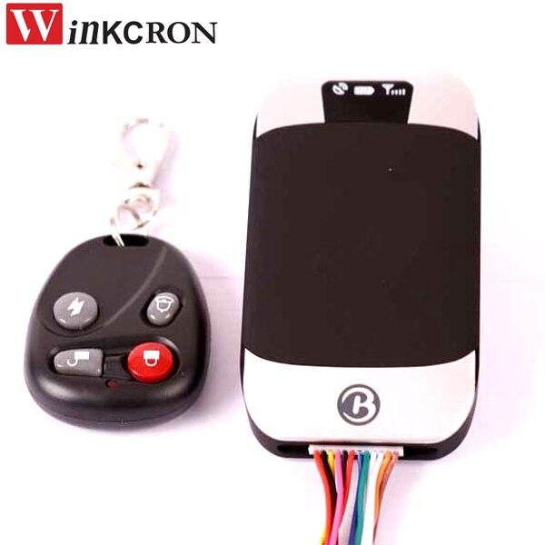 Le meilleur Mini traqueur de GPS de voiture de traqueur de gps 303G traqueur à distance de GPS