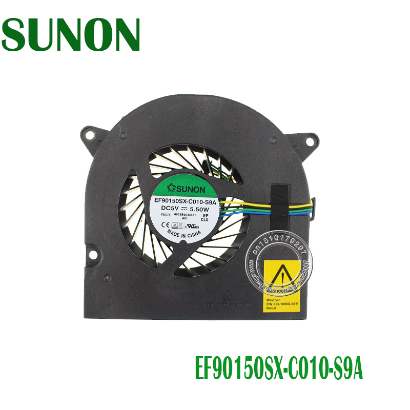 New For Lenovo 00PC723 System Fan  ideacentre AiO 300-22ISU Sunon EF90150SX-C010-S9A  FRU p/n 00PC723New For Lenovo 00PC723 System Fan  ideacentre AiO 300-22ISU Sunon EF90150SX-C010-S9A  FRU p/n 00PC723