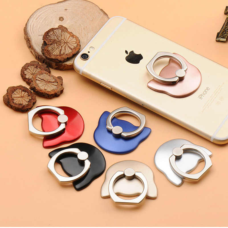 Universal Finger Grip Ring Phone Stand Holder Mount Mobile For iPhone X XR XS Max 8 7 6 Plus For Samsung S9 S8 For Xiaomi