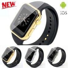 SHAOLIN Soporte de Apple IPhone Ios Android Teléfono Inteligente Reloj Bluetooth Smartwatch Parece Manzana Reloj Salud Inteligente Electrónica