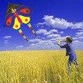 2016 new180CM pipa Weifang kite triângulo borboleta colorida das crianças presentes