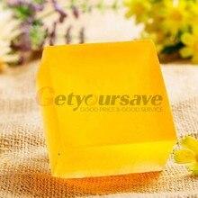 100% HandMade Whitening Peeling Glutathione Arbutin Honey Kojic acid Soap 100g