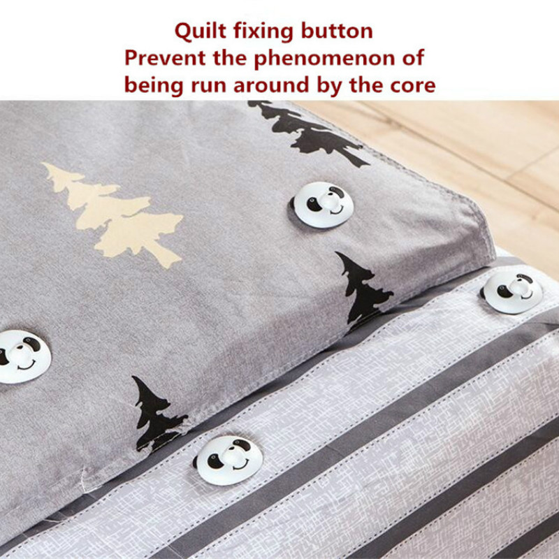 8pcs Comforter Bed Sheet Grippers Bed Duvet Clips Fasteners Mattress Holder Wrinkle Free Magnetic Lock Quilt Buckles Household in Stopper from Home Garden