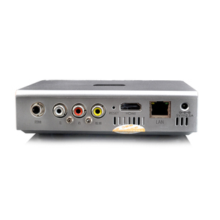 Free Shipping! GIEC GK-HD185 player, hard disk player WIFI network TV set-top boxes