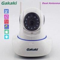 Gakaki Home Security IP Camera Wireless Smart WiFi Camera WI FI Audio Record Surveillance Baby Monitor