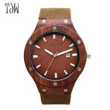 Здесь можно купить  TJW-Speed sell tong source The new bamboo watch manufacturer supply fashion wooden table  Digital Wristwatches