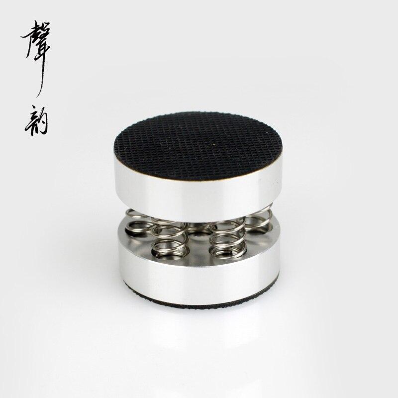 4 шт. аудио усилитель мощности громкоговоритель амортизирующие ножки с пружинной прокладкой