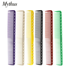 Professionel 1PC Mythus Holdbar Frisørkamme til Haircut 19 CM Hair Barber Comb i Resin Materiale Short Haircutting Comb