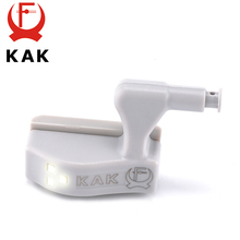 20 piezas marca KAK, bisagra Universal para cocina, luz para dormitorio, sala, armario, luz LED interna con Sensor de 0,25 W