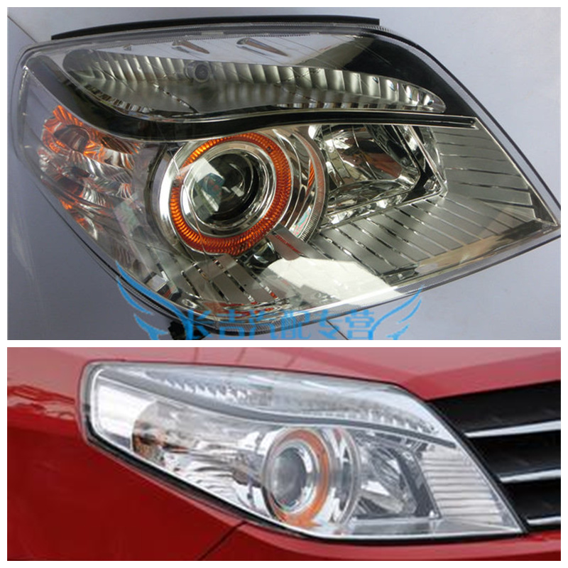 Geely MK 2,MK2,MK-Cross,MK Cross Hatchback,Car front headlight assembly тележка для шланга gardena aquaroll m 1 2