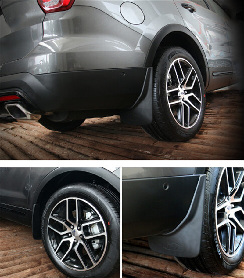 Pcs Mud Flaps Splash Guards For Ford Explorer  In Mudguards From Automobiles Motorcycles On Aliexpress Com Alibaba Group