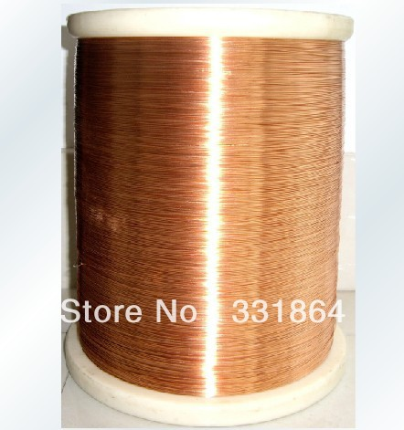 Diameter 0.6mm *50 m /p cs QA-1-155 2UEW Polyurethane Wire Copper Wire Free shipping