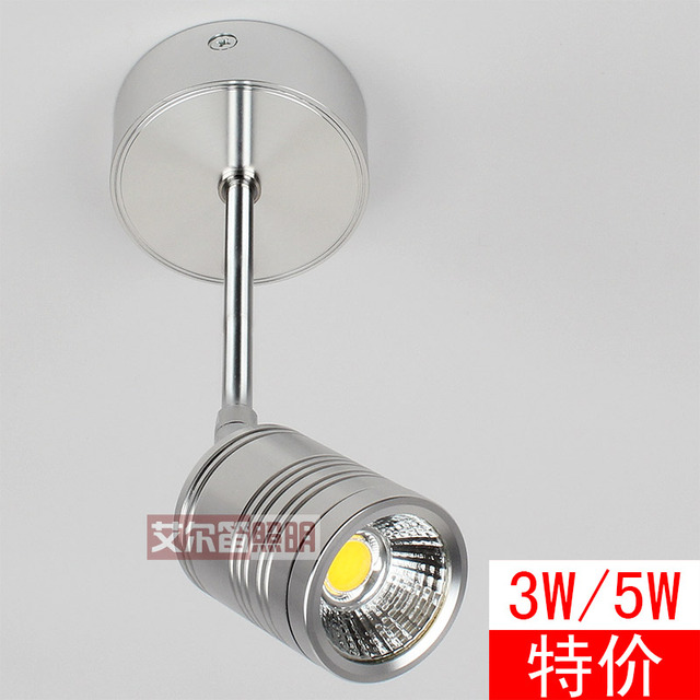 lighting spotlights ceiling. ming mounted spotlights tv wall lights aisle led spotlight 3w5w long rod ceiling cob lighting