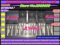 Aoweziic 100% original importado novo gt30j127 30j127 TO 220F lcd fonte de alimentação|Peças e acessórios de reposição| |  -