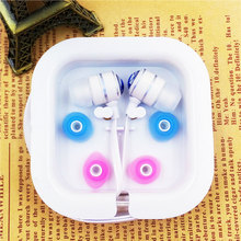 Naruto In-ear Earphone 3.5mm Stereo Earbuds Microphone