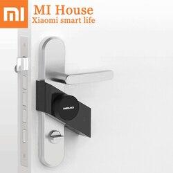 Xiaomi Sherlock Smart Lock M1 Mijia Smart Door Lock Keyless Fingerprint Password Work With Mi home App Phone Smart Control