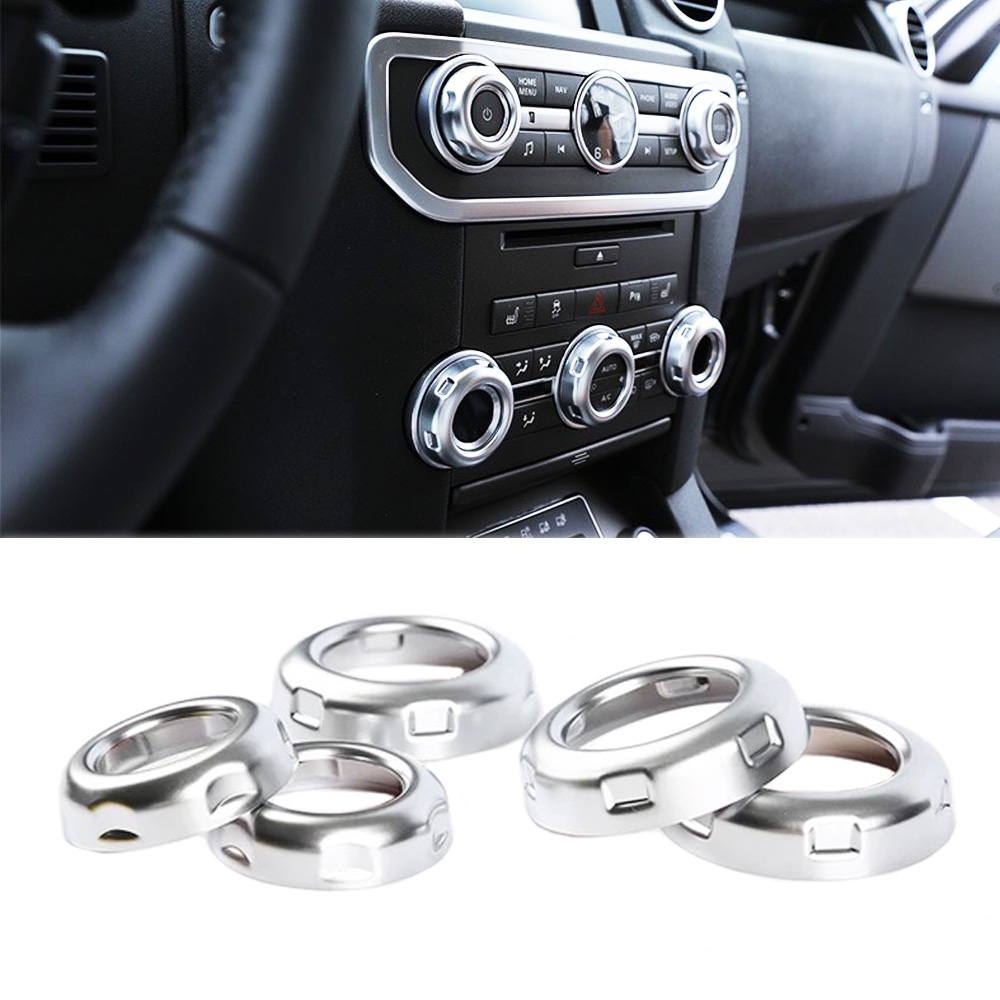 Land Rover Discovery 4 Lr4 2012 3d Model: Aliexpress.com : Buy JEAZEA 5PCS Air Conditioning Knob