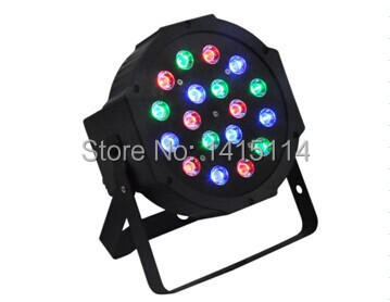 4pcs/lot cheap dj equipment indoor 18pcsx3w rgb led par stage light for nightclub with dmx512 control 4pcs/lot cheap dj equipment indoor 18pcsx3w rgb led par stage light for nightclub with dmx512 control