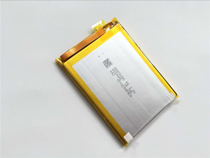 Elephone Vowney Battery 100 Original Large Capacity 4000mAh Backup Batteries Replacement For Elephone Vowney Lite