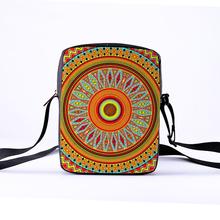 CROWDALE 2018 DIY Women Messenger Bags Bohemian style Shoulder Bag Children Crossbody Bag for Girl travel bag 23cmx17cmx5cm