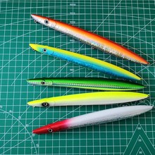 Hunthouse fishing lure Barracuda surface lure 180mm/30g 200mm/40g long casting pencil stickbait floating pesca