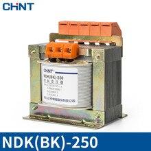CHINT Control Transformer NDK-250VA 380v 220v Change 36v 24v 110v