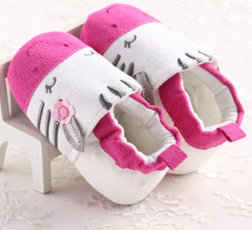First Walkers 2018 Fashion New Autumn Winter Baby Shoes Girls Boy First Walkers Newborn Shoes 0-18M Shoes