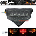 For YAMAHA FZ6 FAZER 2004-2008 Motorcycler Integrated LED Tail Light Turn signal Blinker Smoke