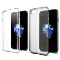 100 Original SGP Liquid Crystal Case For IPhone 7 4 7 Premium Clarity Thin Lightweight Flexible