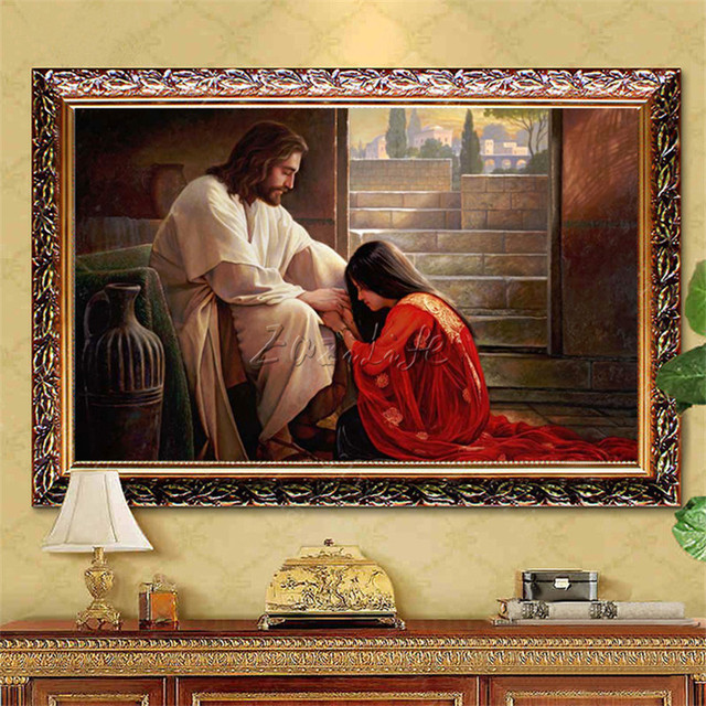 christmas decorations for home decor poster and print of the jesus christian love child