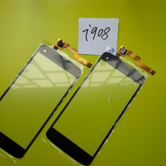Sensor Phone Replacement Parts For Philips I908 Touch Screen Digitizer Glass Panel ; Free Shipping