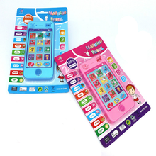2016 New Children s Educational Simulationp Music Mobile Phone 4G The Latest Version Russian Language Baby