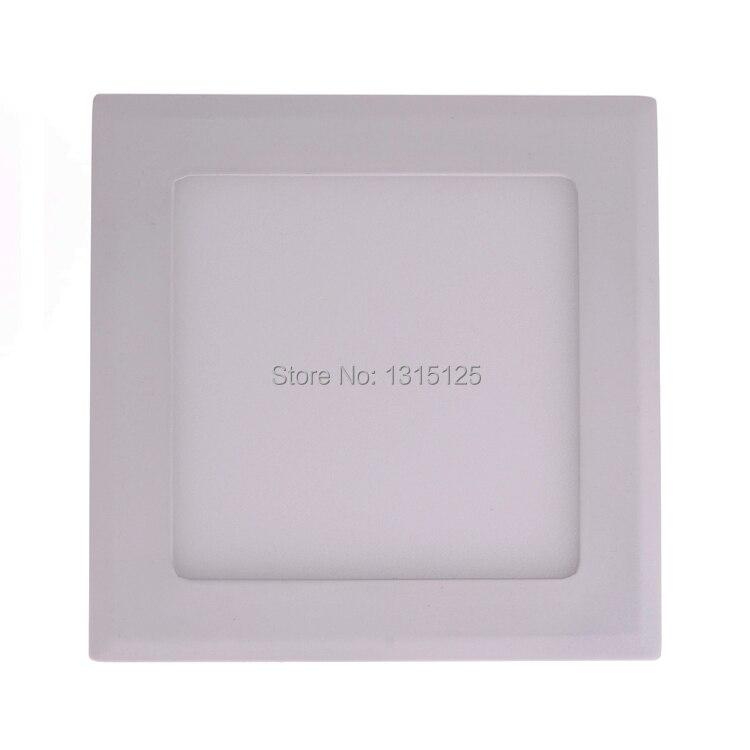 Aluminum 9W led downlight natural white AC85-265V panel led light luminarias home decoration+Free Shipping