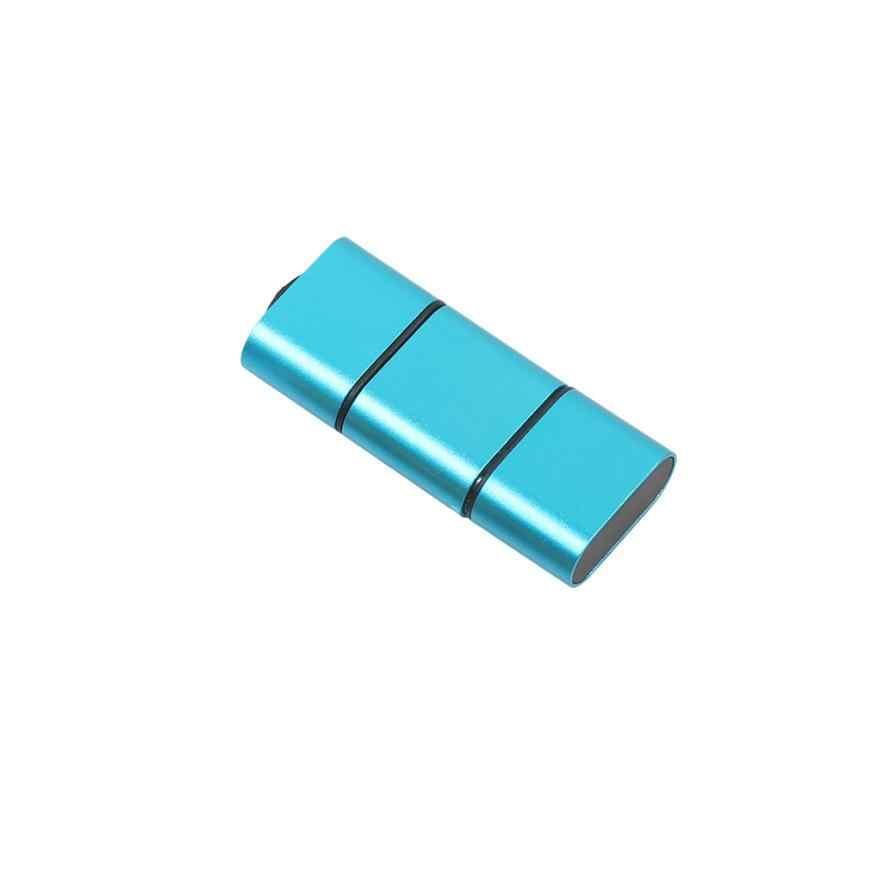 OTG Type C à USB 2.0 Micro SD TF adaptateur de lecteur de carte pour téléphone Android l0717 #3