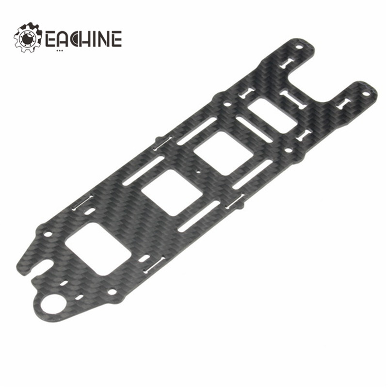 Eachine Wizard X220 Racing Drone Spare Part Upper Plate Top Plate Carbon Fiber For RC Toys Model DIY Multirotor Accs 1sheet matte surface 3k 100% carbon fiber plate sheet 2mm thickness