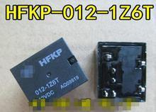 100% NOVA Frete grátis HFKP 012-1Z6T 12VDC